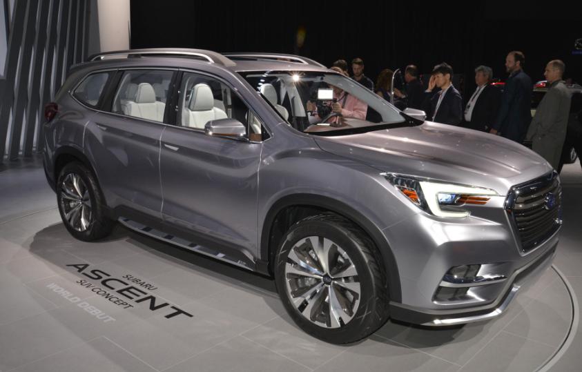 2020 Subaru Ascent Release Date Subaru tribeca, Subaru