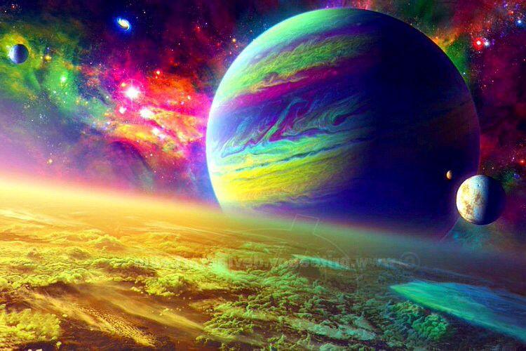 Space,Cosmos,Planets,Galaxy