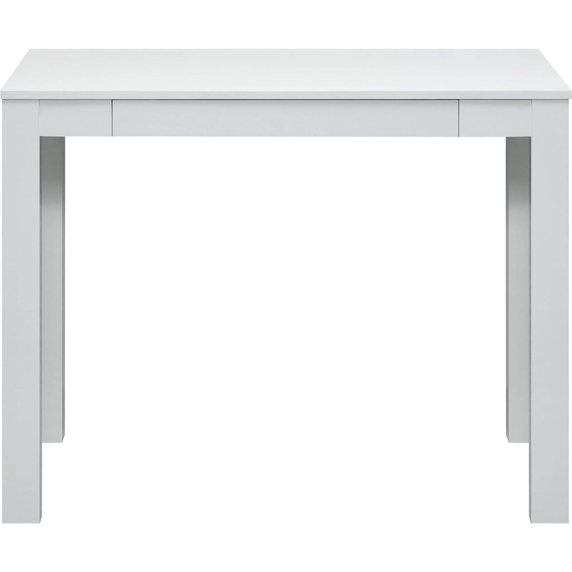 Free 2 Day Shipping Buy Mainstays Parsons Office Desk With Drawer