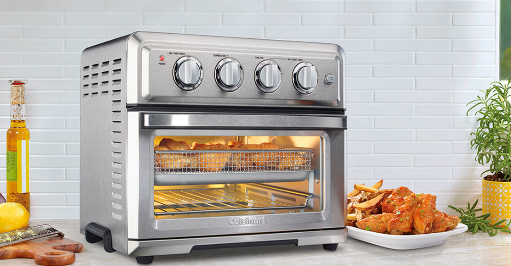 Cuisinart Toaster Oven And Air Fryer