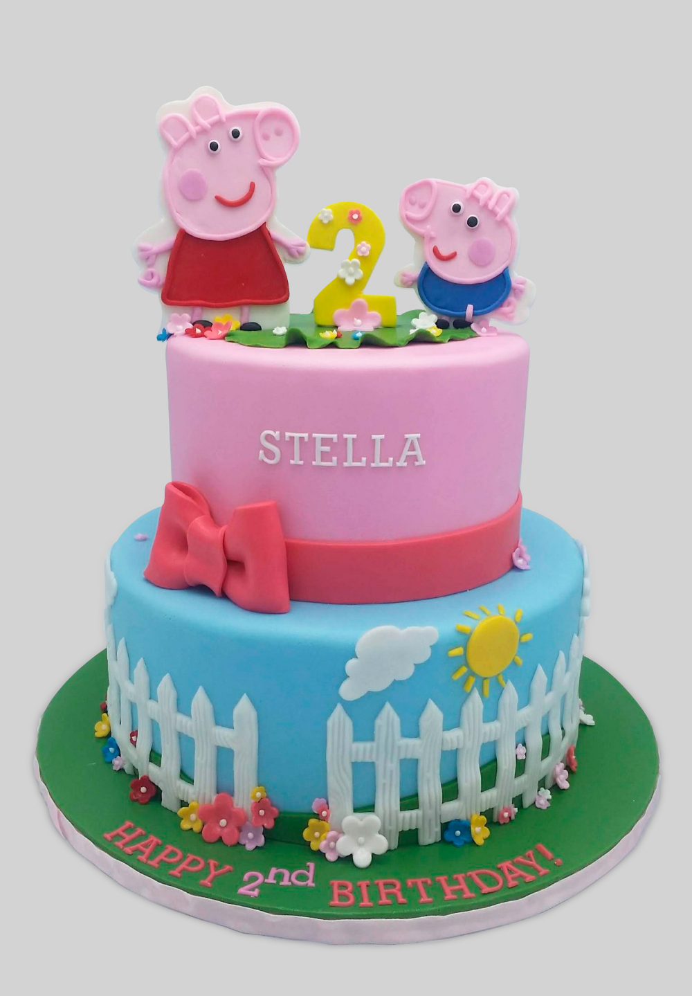 Phenomenal Peppa Pig Confections By The Sea Peppapig With Images Pig Funny Birthday Cards Online Hendilapandamsfinfo