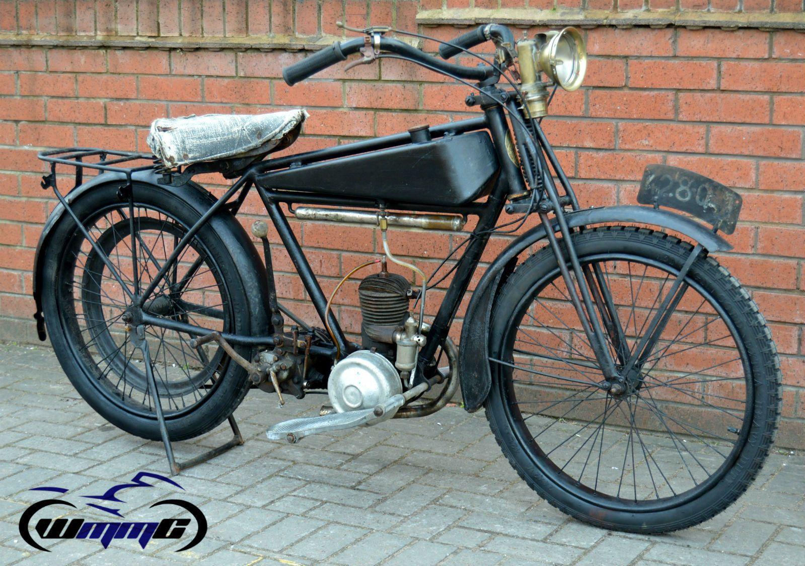 1926 Monet Goyon Type Z 147cc Villiers French Classic Vintage Old Motorcycles Classic Motorcycles French Classic