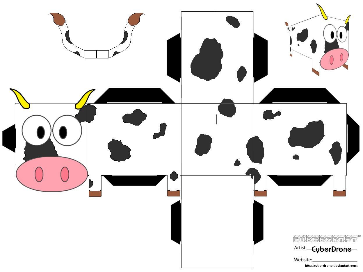 cow craft - Google Search | ZZ Elementary Age Crafts/Games ...