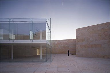 Offices for Junta Castilla Len, Zamora, 2012 - Alberto Campo Baeza
