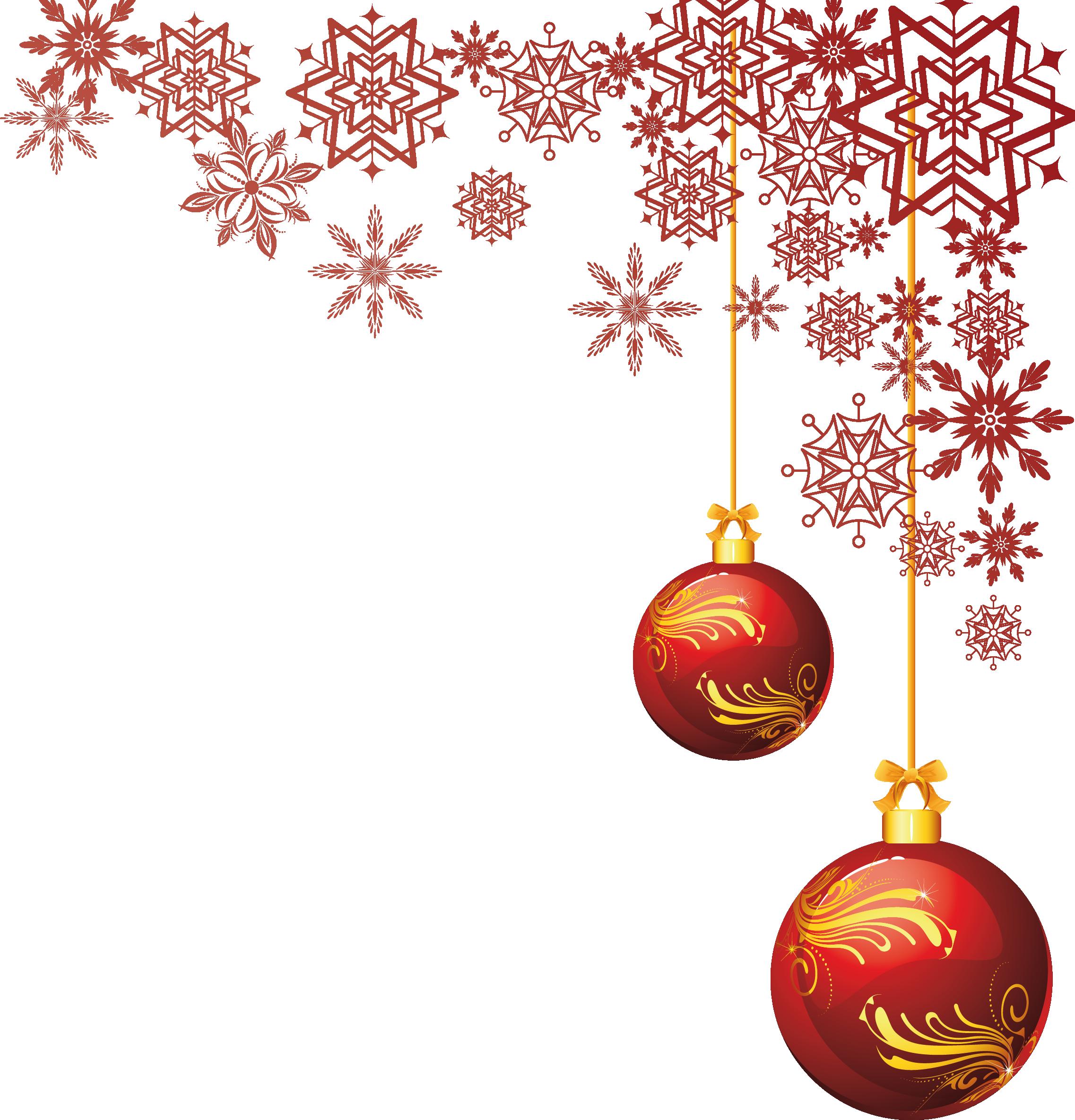 Новогоднее оформления открытки