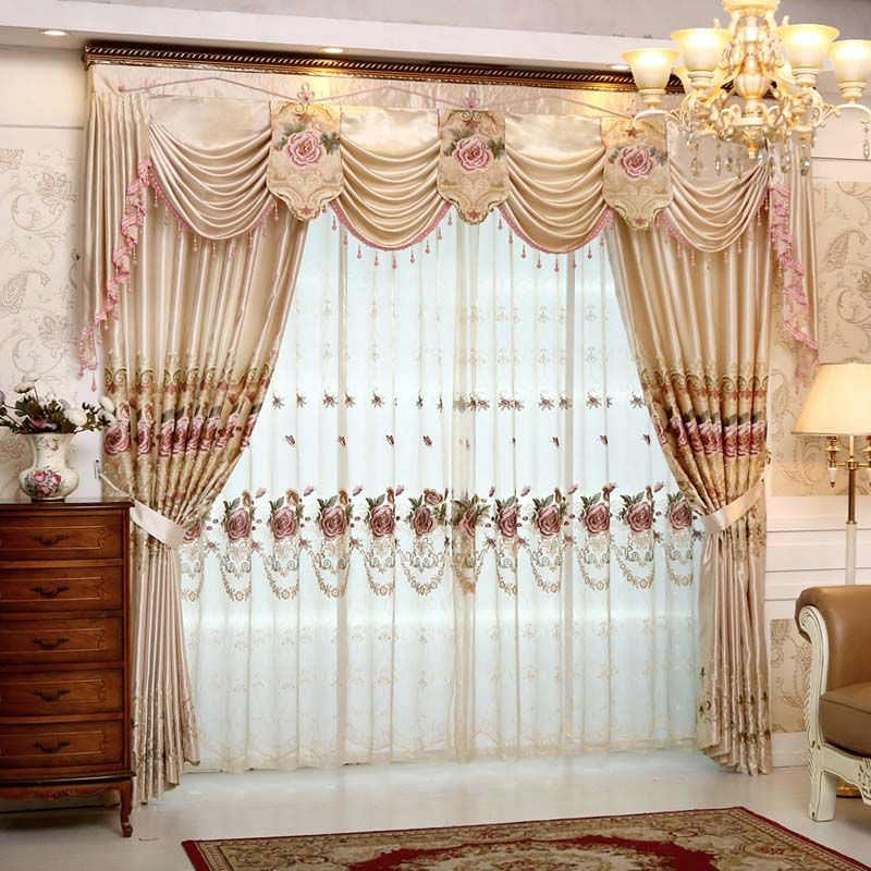 cheap curtains for buy quality luxury curtains directly from china curtains for living room. Black Bedroom Furniture Sets. Home Design Ideas