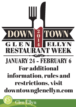 Pick Up Your Punch Card And Come Join The Fun Ten Downtown Glen Ellyn Restaurants