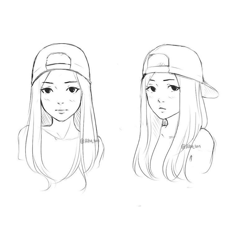 Doodle Drawings Girls Hat | Drawing Tips Trong 2018 | Pinterest | Drawings Art Sketches Vu00e0 Sketches
