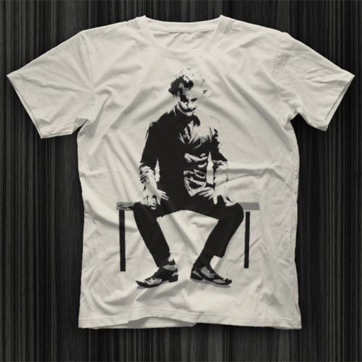 Joker Unisex S Shirts