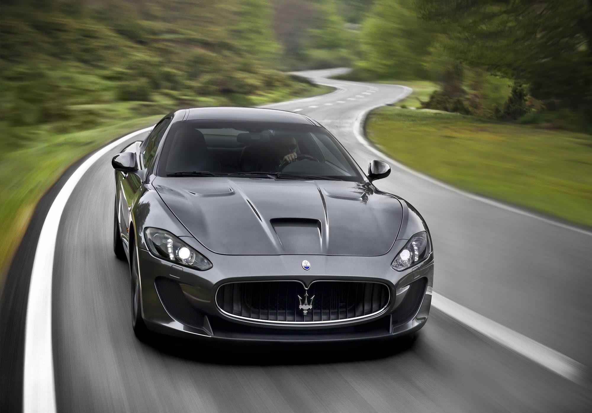 Maserati GranTurismo MC Stradale   automotive ography ...