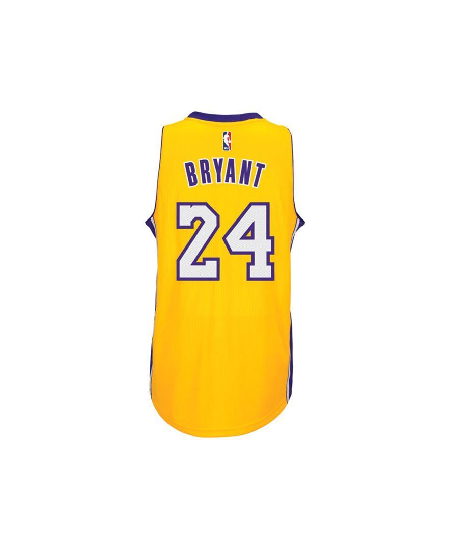 info for fc790 baf51 adidas Kids' Kobe Bryant Los Angeles Lakers Swingman Jersey ...