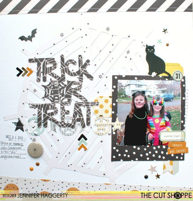 Layout: Trick or Treat