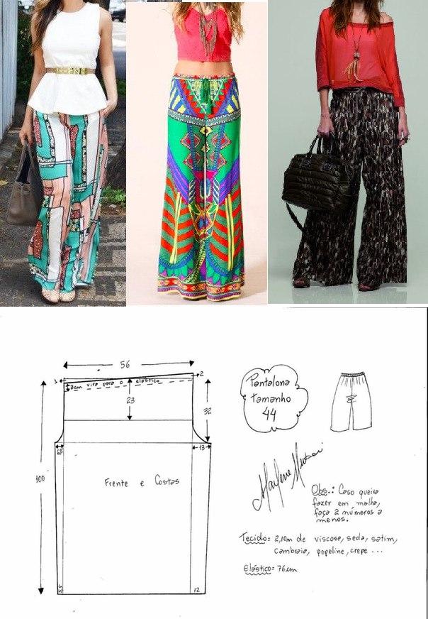 Шитье простые выкройки | costura | Pinterest | Costura, Patrones de ...