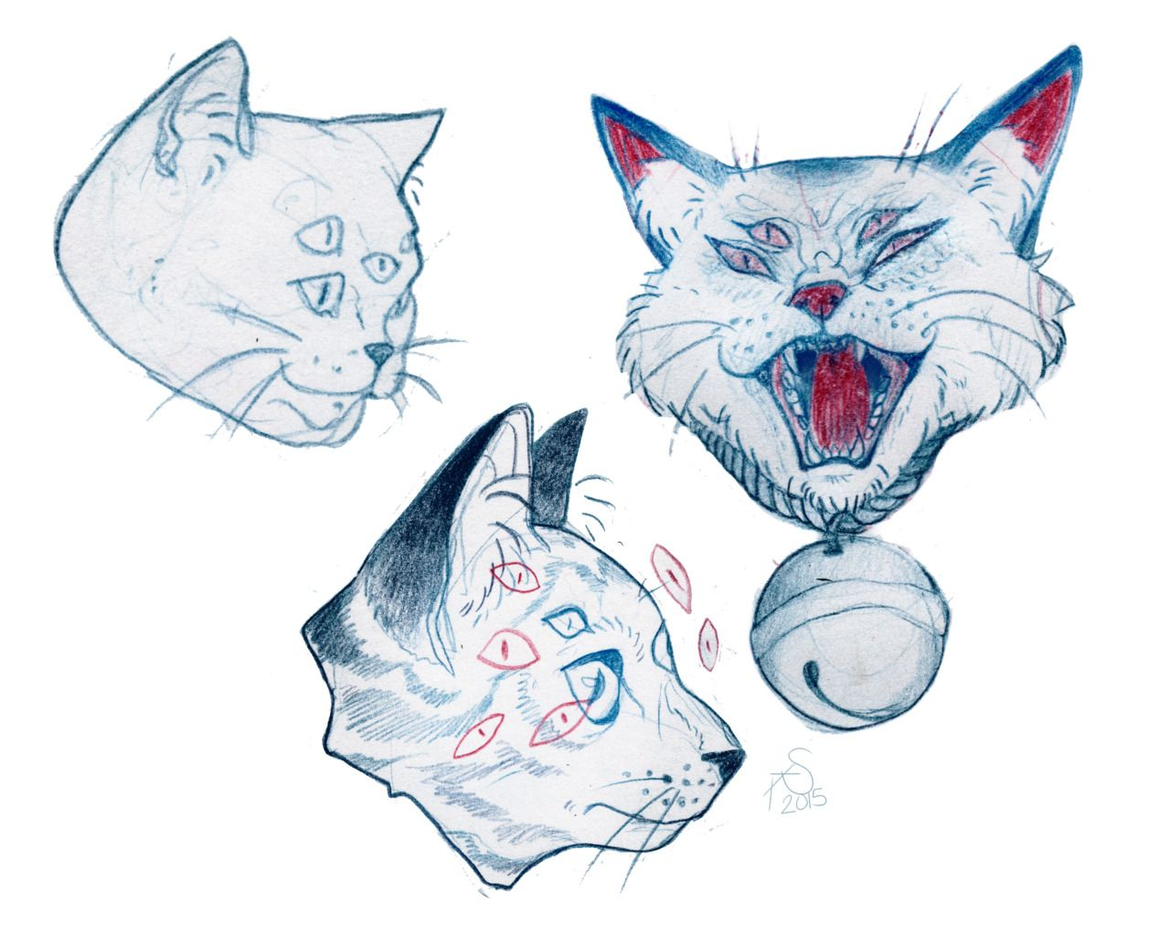 Pina Con Nada Drawings Sketches Animal Art