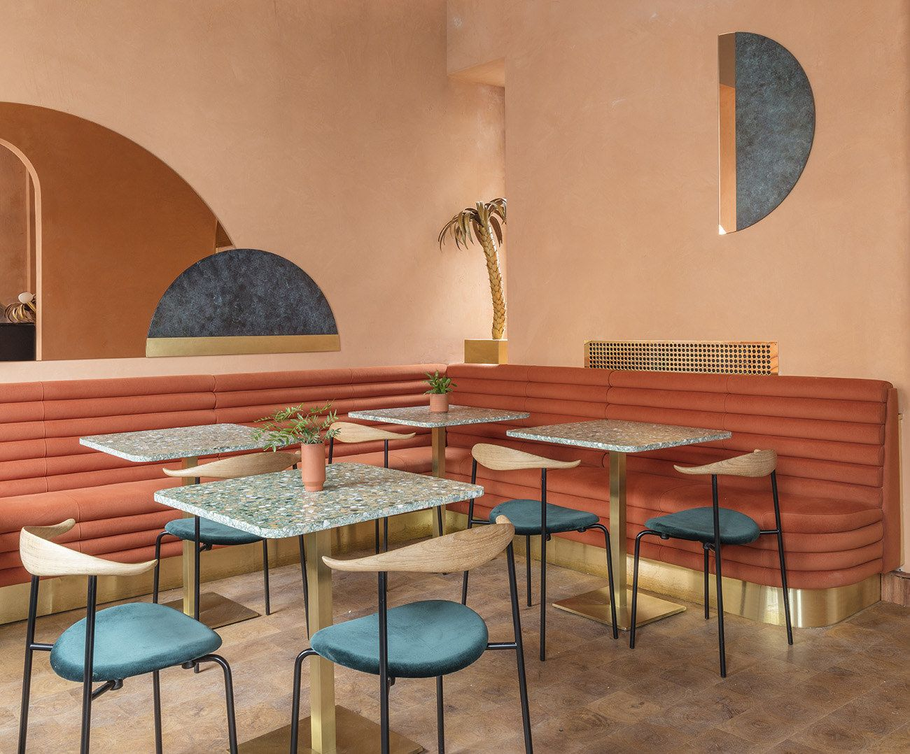 Every Paint Color Trend To Try In 2019 Restaurant Interior