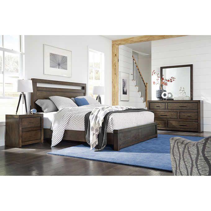 Parkside 5 Piece King Bedroom Set King Bedroom Sets Bedroom Set Bedroom Sets Queen 5 piece bedroom set king