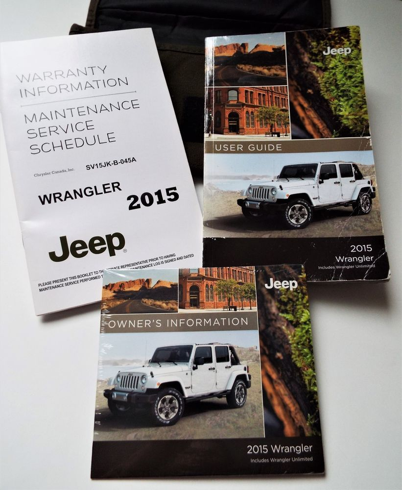 2015 jeep jk service manual