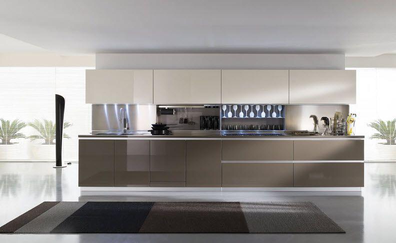 Luxurious kitchens from pedini