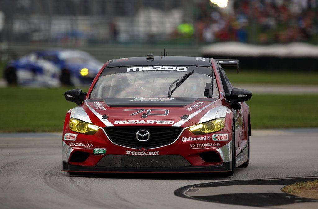 Mazda6 SKYACTIV wins at Indianapolis Motor Speedway