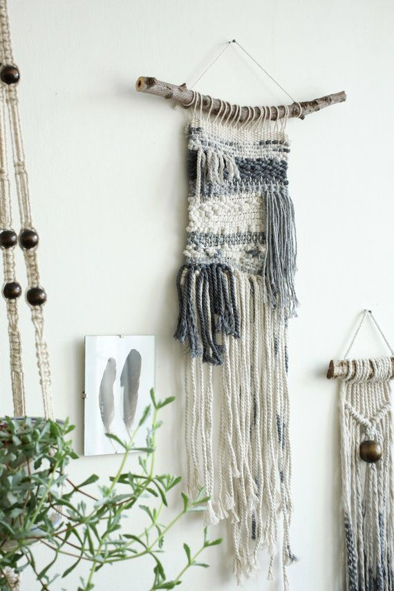Boho Wall Hanging wall tapestry, woven wall hanging, wall art, boho wall hanging