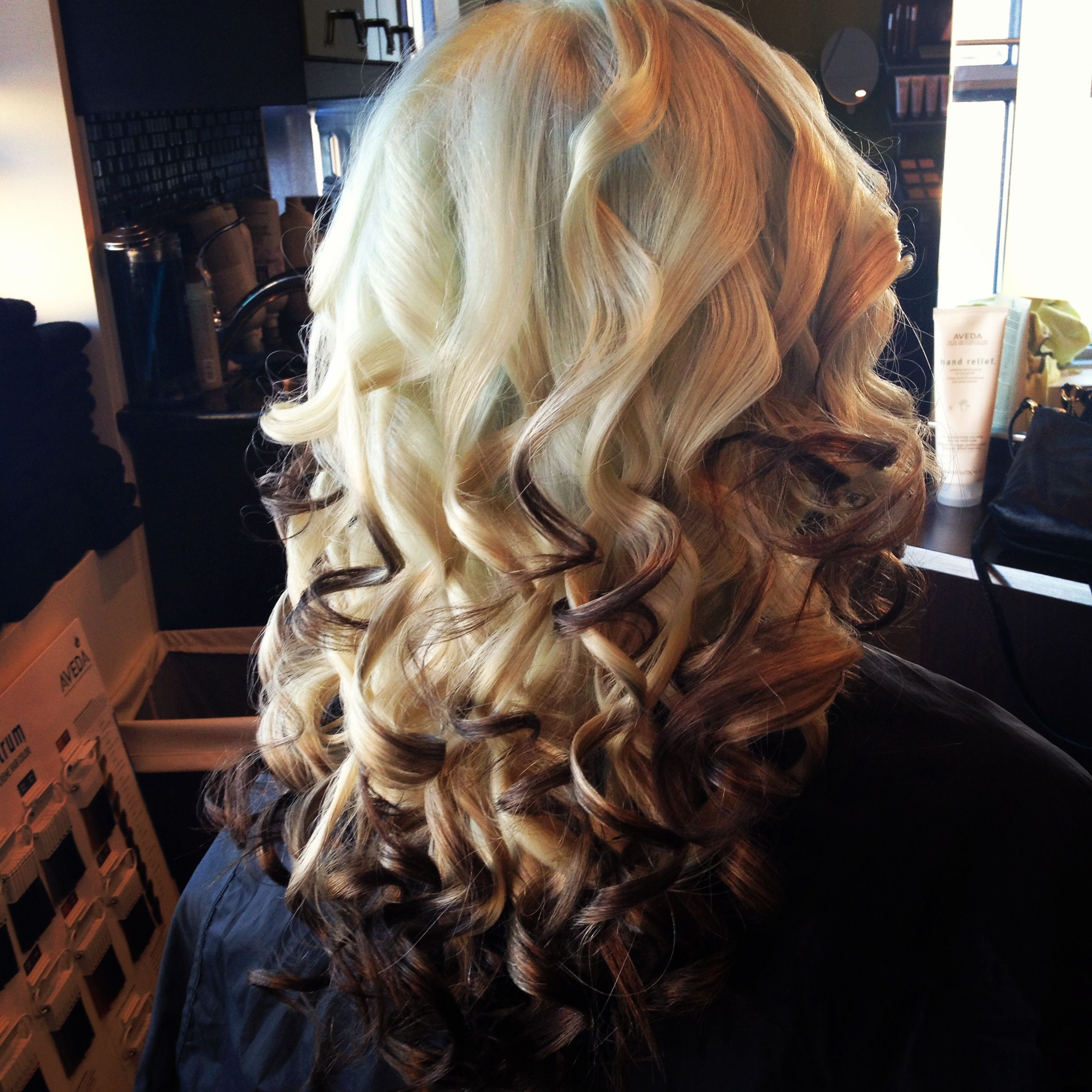 Reverse ombre   Hair S...