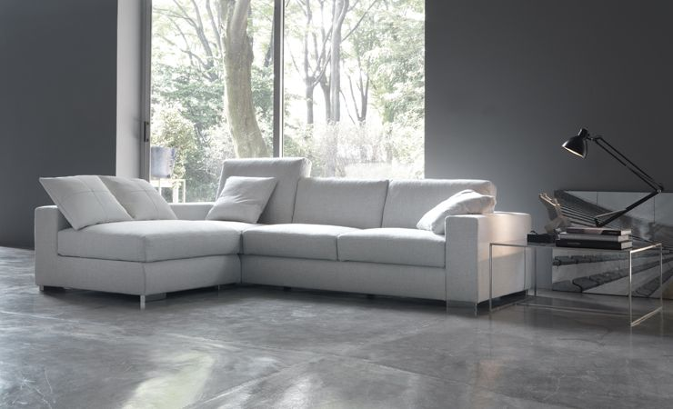 Biba Salotti Divano Letto.Boston Sofa Biba Salotti For Interni Hub Pure And Elegant Boston
