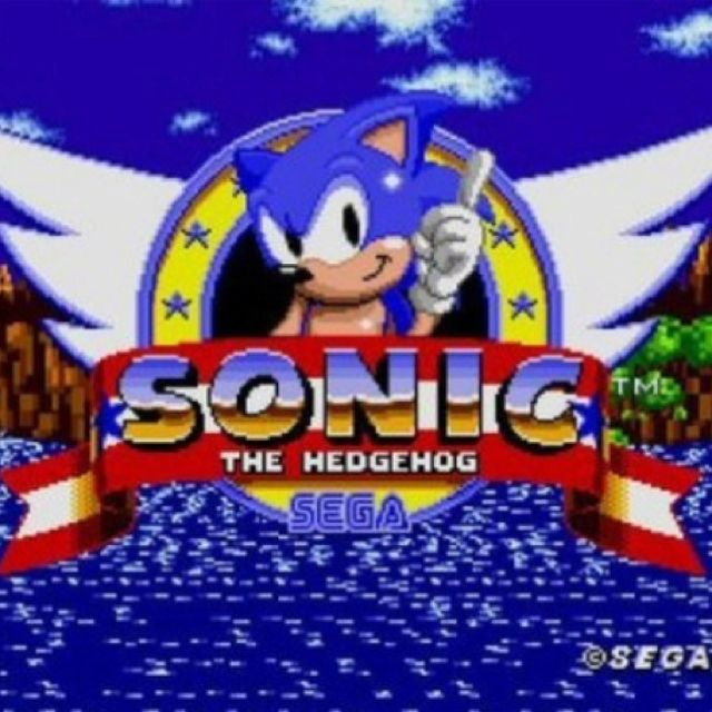 One Of The Best Games In The Old Days Sonic The Hedgehog Sonic Game Sonic