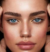 12+ MAKEUP IDEAS FOR FALL AND WINTER – Fashion Looks 2019  12+ MAKEUP-IDEEN FÜR HERBST UND WINTER – Fashion Looks 2019    This image has get 32 repin…