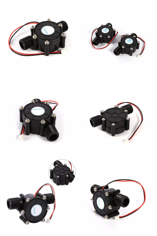 Visit to Buy] DC 0 80V 5V Micro Hydro Generator Tap 10W Water
