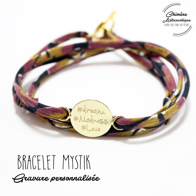 Bracelet liberty sur mesure