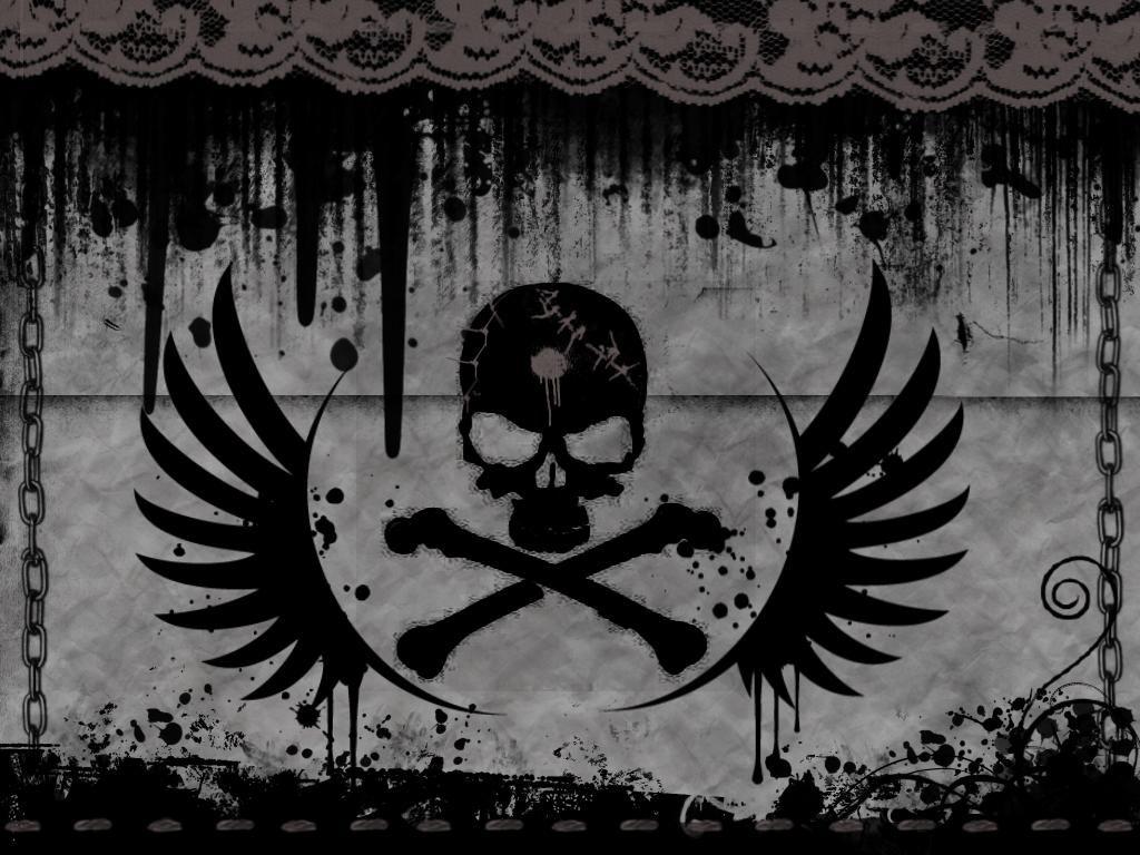 Skull Graffiti Wallpaper From Skulls Wallpapers Skulls And Other
