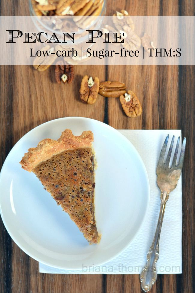 Pecan pie in time for christmas and its low carb sugar free pecan pie low carb sugar free thms glutenpeanut free negle Choice Image