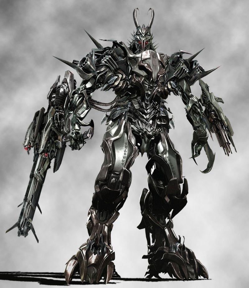 Transformers Concept Art - Bing Giant Mechs