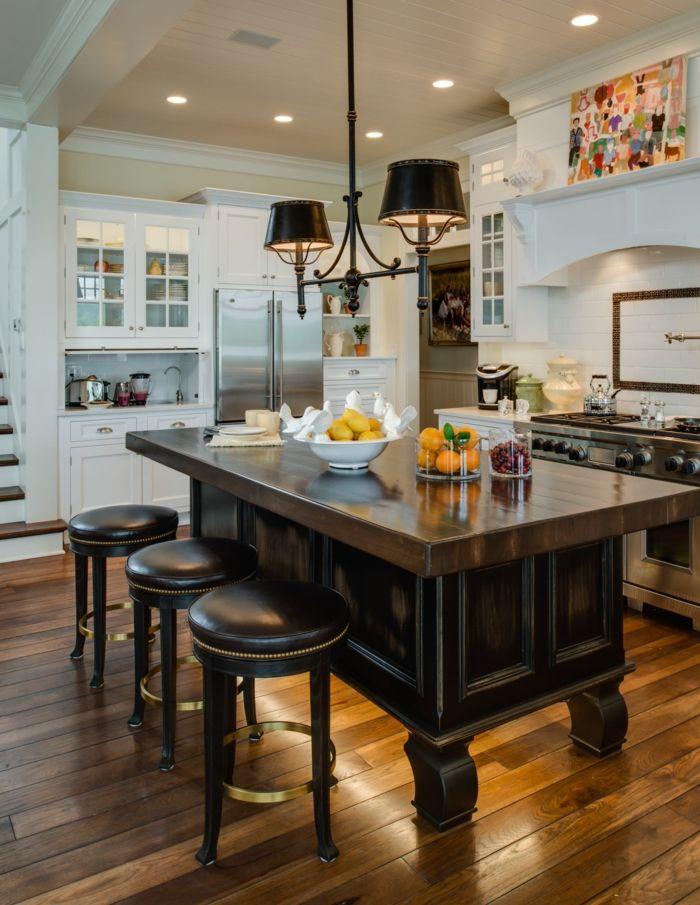 1001 ideas de decoraci n de cocina americana cocina for Decoracion cocina americana