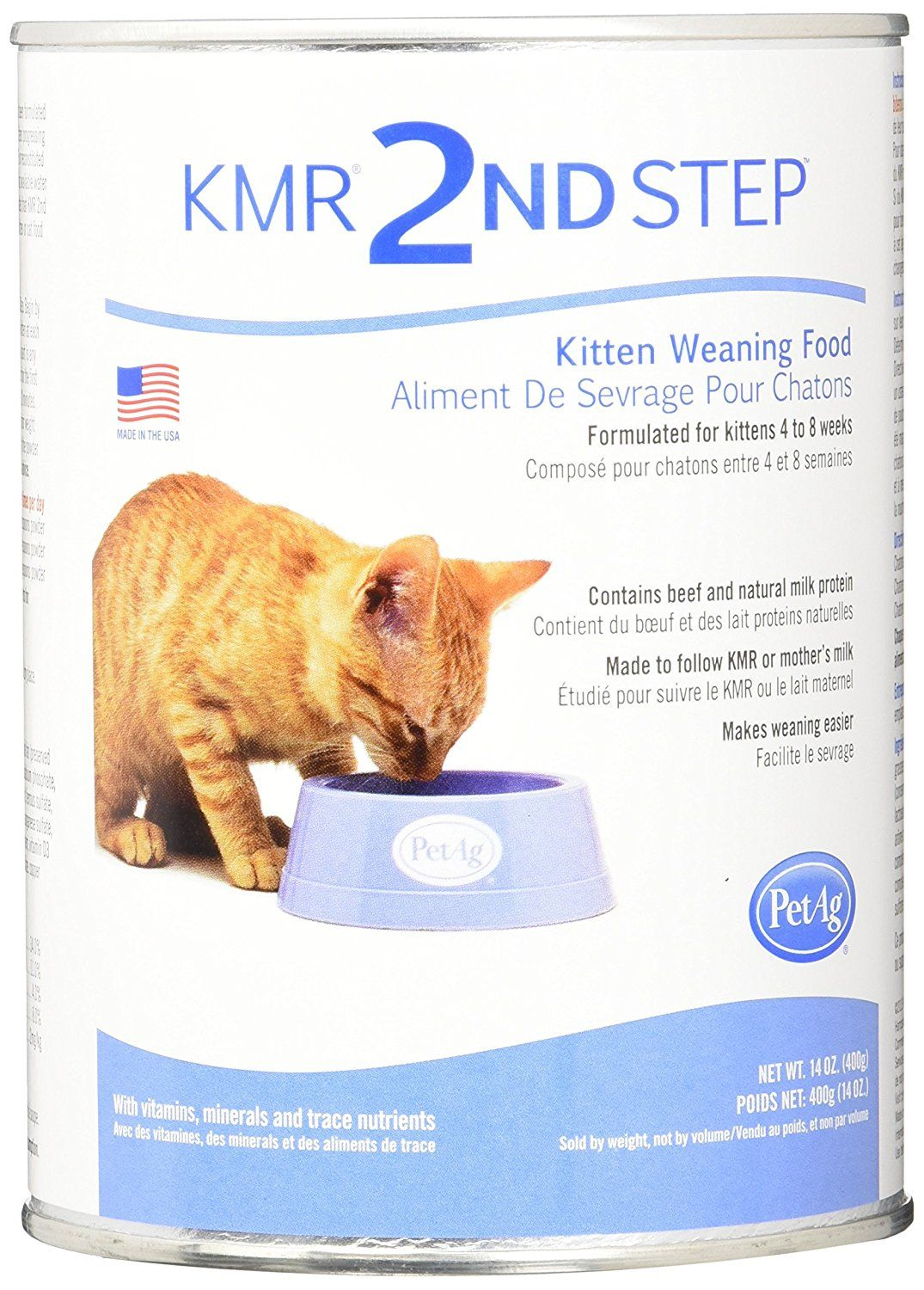 Amazon Com Petag Kmr 2nd Step Kitten Weaning Food 14oz Pet Milk Replacers Pet Supplies Weaning Foods Weaning Cat Food Coupons