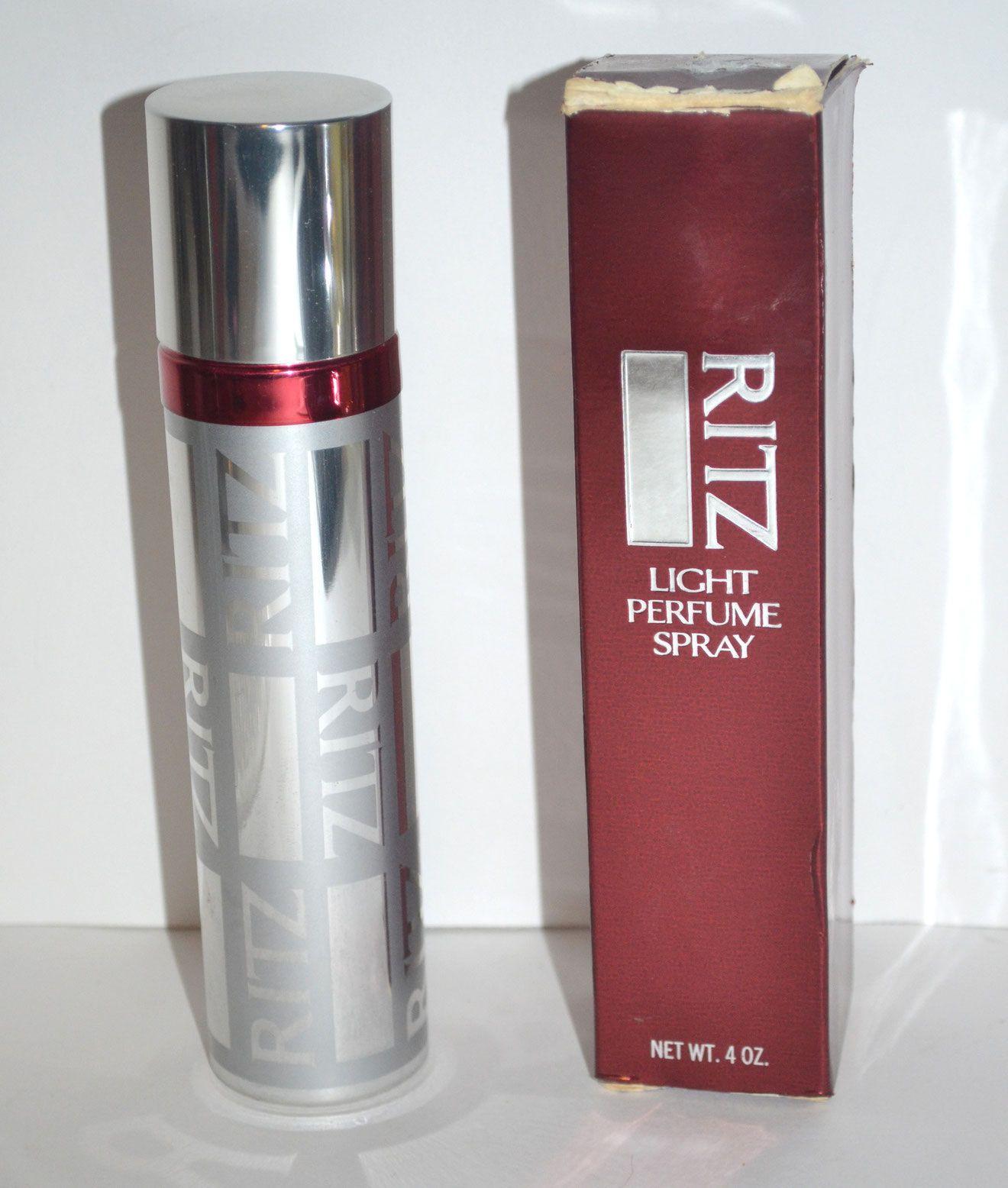 Vintage Ritz Light Perfume Lanvin-charles Of