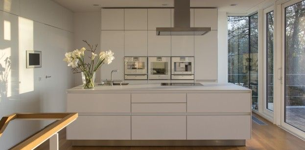 autorisierter bulthaup partner einrichtungshaus die k che j rgen boehlkau freiburg projekt 1. Black Bedroom Furniture Sets. Home Design Ideas