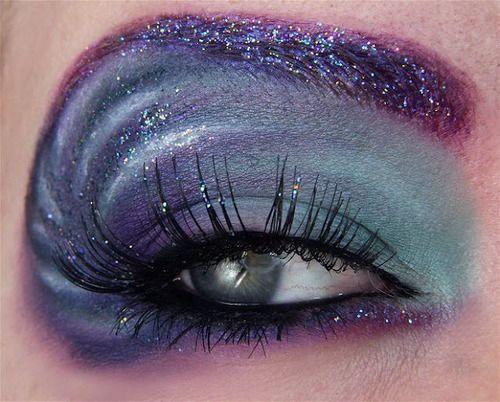 Jangsara created a magnificent Nebula using Sugarpill eyeshadows.  A true artist!  http://jangsara.blogspot.com/2012/06/tutorial-plan-nautilus-from-outer-space.html