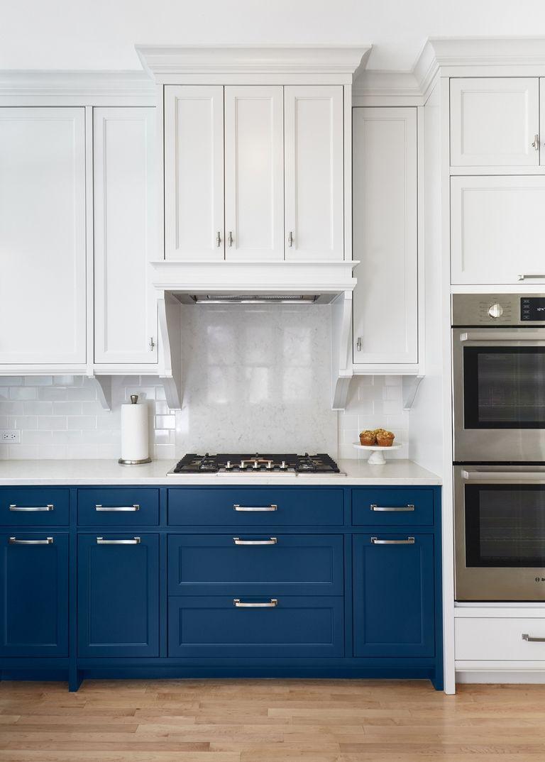 white-kitchen-cabinets-randall-architects | Kitchen | Pinterest ...