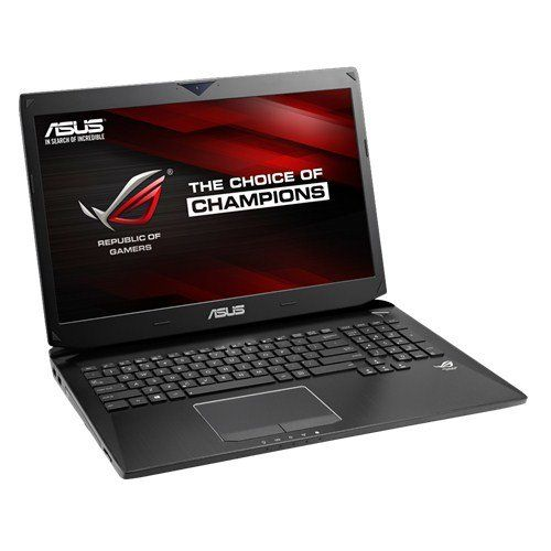 """ASUS ROG Series G751JT-T7081H - Portátil de 17.3"""" (Intel Core i7 4710HQ, 16 GB de RAM, Disco HDD de 2 TB, NVIDIA GeForce GTX 970M con 3 GB, Windows 8), negro -Teclado QWERTY Español: Asustek: Amazon.es: Informática"""