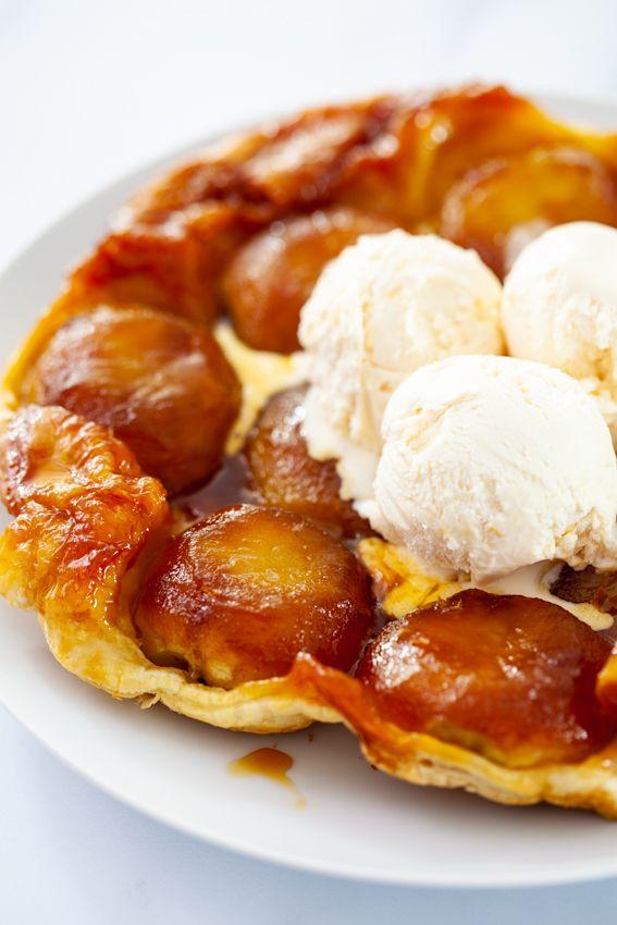 apple tarte tatin simply delicious recipe in 2020 apple tarte tatin apple tart recipe apple recipes pinterest