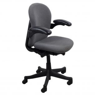 herman miller reaction task chair gray 79 officesteals office