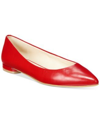 Nine West Onlee Pointed Toe Flats
