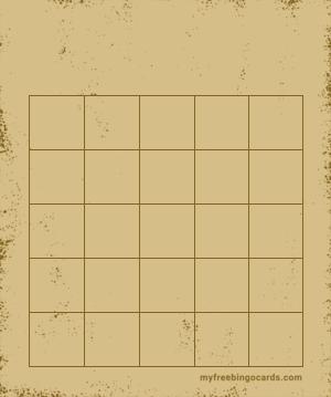 Myfreebingocards Com Free Printable And Virtual 5x5 Bingo Templates Bingo Template Bingo Cards Free Bingo Cards