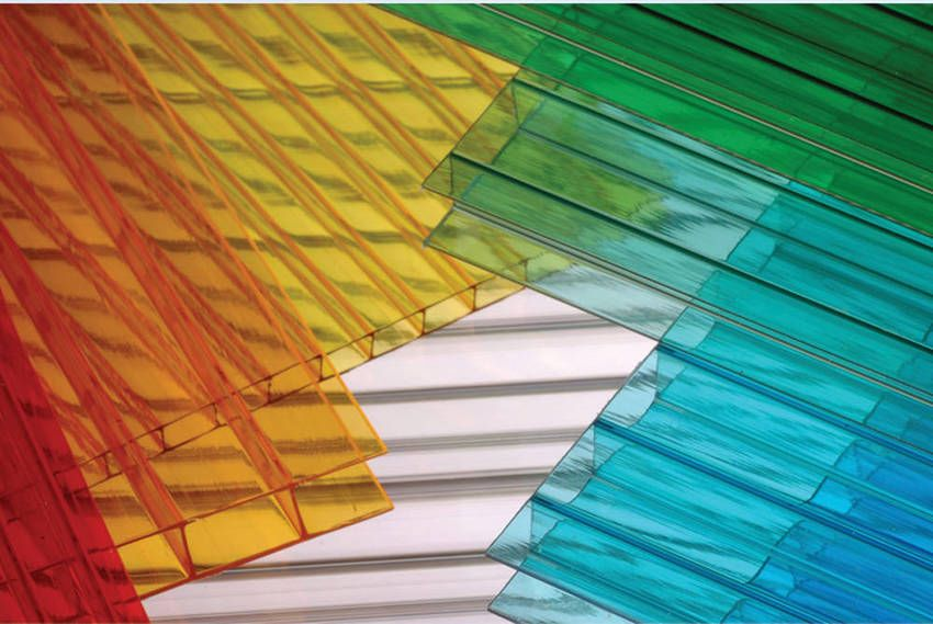 Multi-wall polycarbonate panels, the technological grandchild of