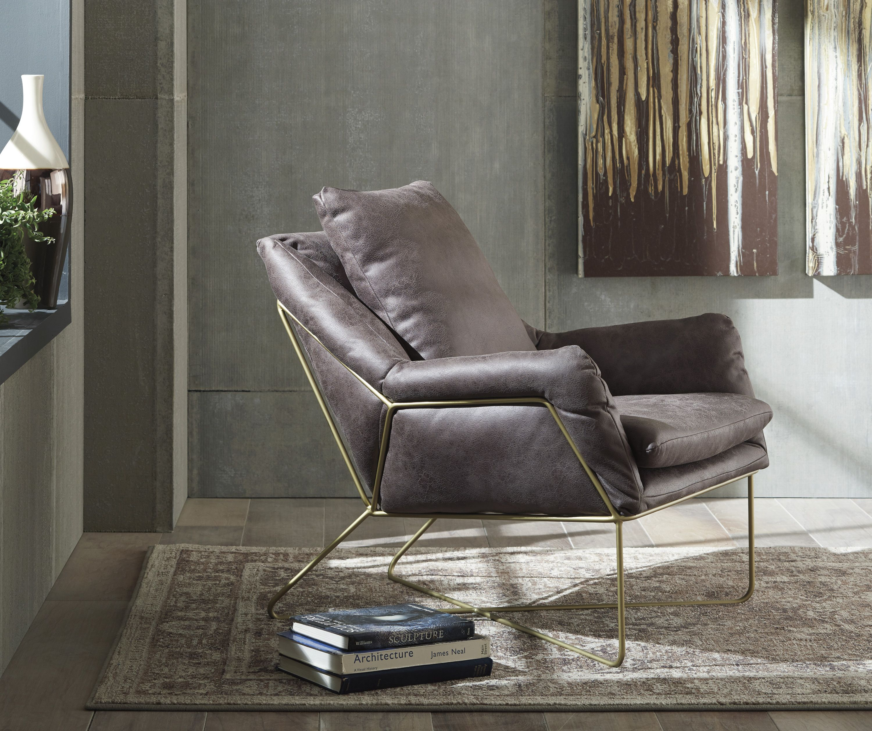 Ashley Crosshaven Accent Chair Furniture Living Room Chairs