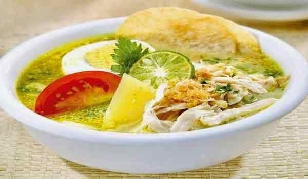 Resep Soto Ayam Gurih Dan Lezat Resep Masakan Resep Makanan