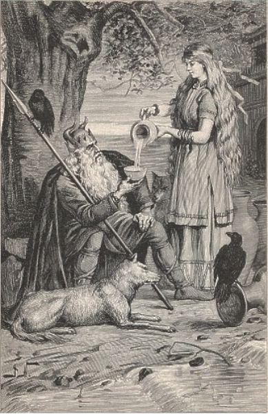 Pagan Gods | NORSE GODS --Odin