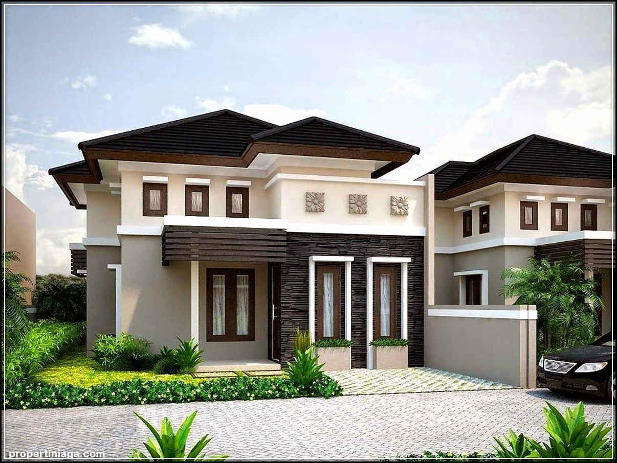 Jendela Rumah Tropis Cek Bahan Bangunan Rumah tropis modern yang ideal