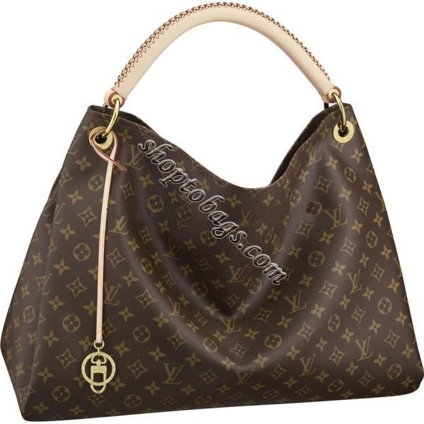 Louis Vuitton Monogram Canvas Artsy MM M40249  7723a2b11594f